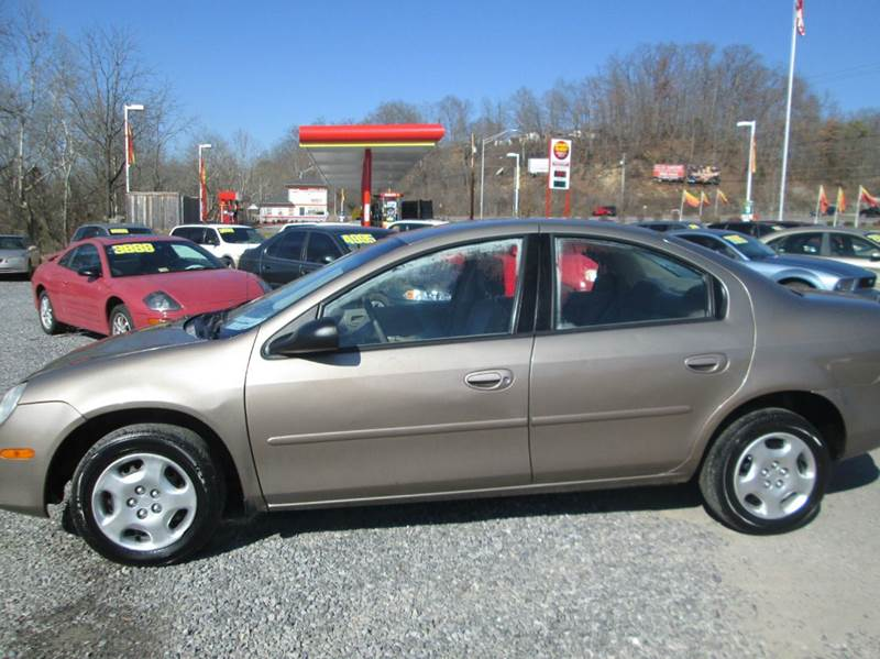 2000 Dodge Neon ES 4dr Sedan - Kingsport TN
