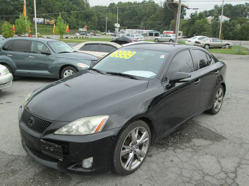 2009 Lexus IS 250 Base 4dr Sedan 6A - Kingsport TN