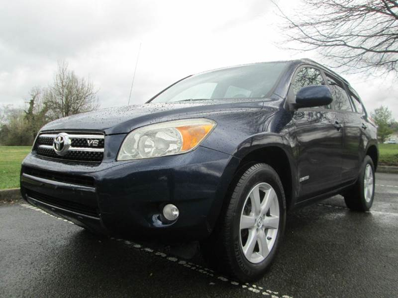 2006 TOYOTA RAV4 LIMITED 4DR SUV 4WD WV6 blue awesome 4x4 rav4 limited model with sunroof allo