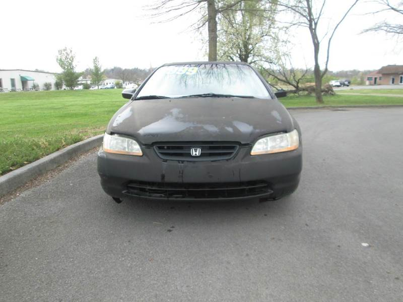 1998 Honda Accord EX V6 2dr Coupe - Kingsport TN