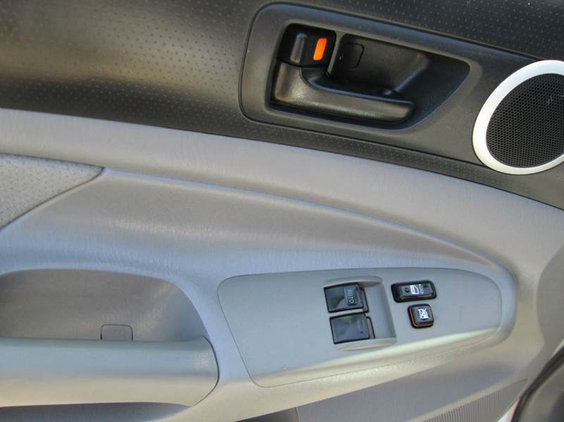 2009 Toyota Tacoma 4x4 4dr Access Cab 6.1 ft. SB 5M - Kingsport TN