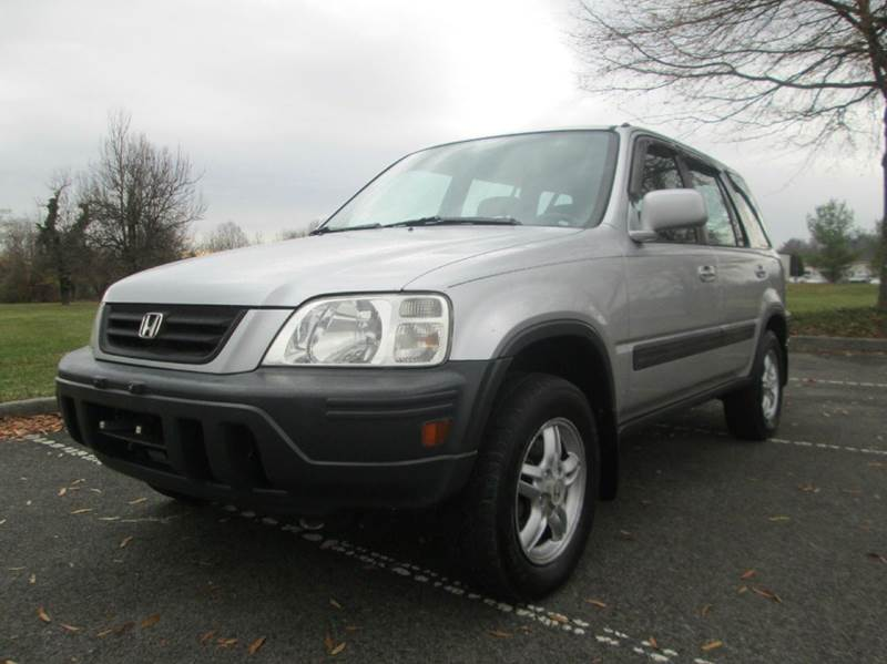 1999 HONDA CR-V EX AWD 4DR SUV silver awesome little 4cylinder all wheel drive crv runs and dr