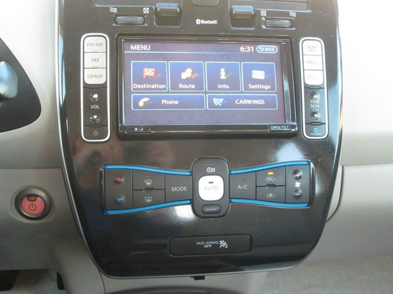 2011 Nissan LEAF SL 4dr Hatchback - Kingsport TN