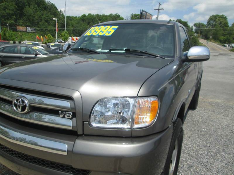 2003 TOYOTA TUNDRA SR5 4DR ACCESS CAB 4WD SB V8 unspecified awesome toyota tundra very clean int