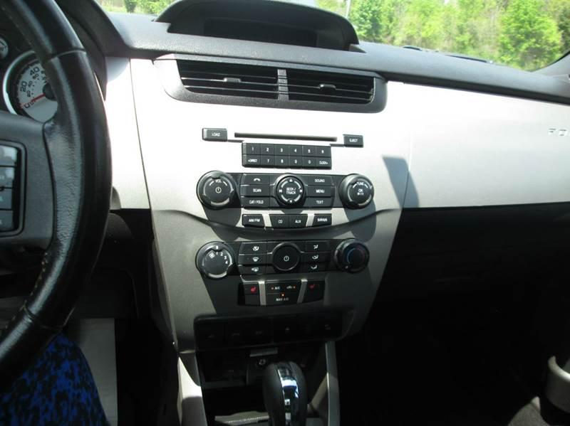 2010 Ford Focus SEL 4dr Sedan - Kingsport TN
