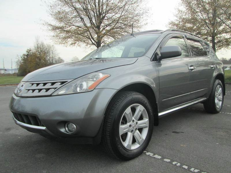 2007 NISSAN MURANO SL AWD 4DR SUV gray what a beautiful 2007 nissan murano looks brand new