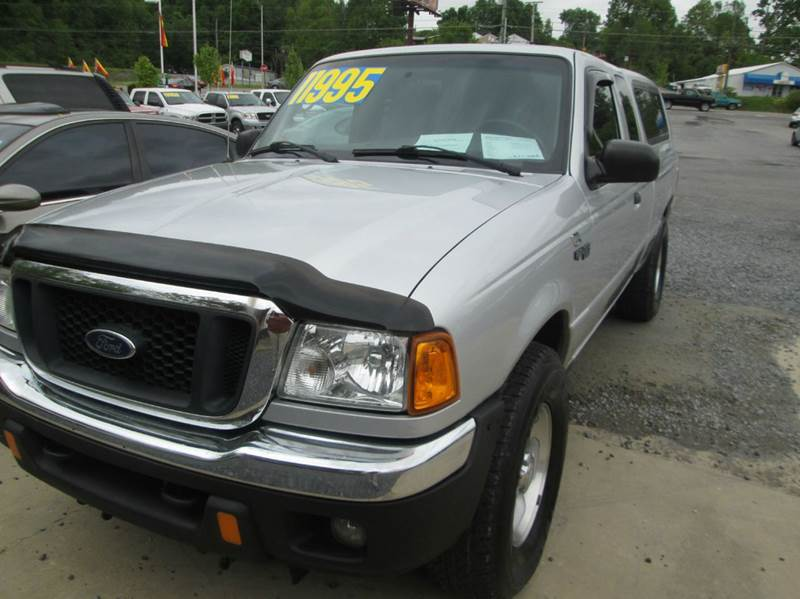 2004 Ford Ranger 4dr SuperCab XLT 4WD SB - Kingsport TN