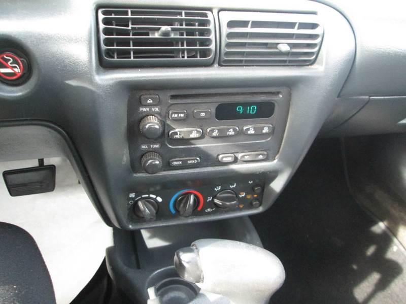 2003 Chevrolet Cavalier 4dr Sedan - Kingsport TN