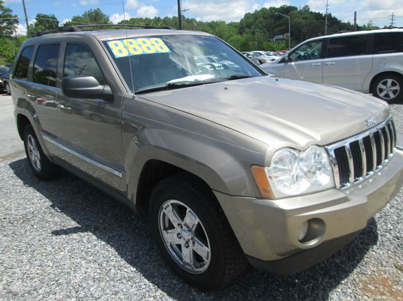 2005 Jeep Grand Cherokee 4dr Limited 4WD SUV - Kingsport TN