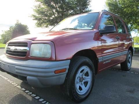 2001 Chevrolet Tracker for sale in Kingsport, TN