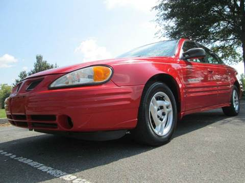 2001 Pontiac Grand Am for sale in Kingsport, TN