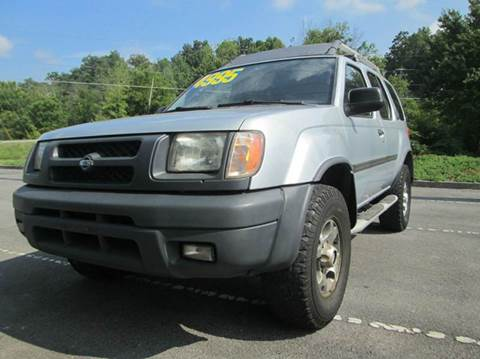 used 2000 nissan xterra for sale in tennessee. Black Bedroom Furniture Sets. Home Design Ideas