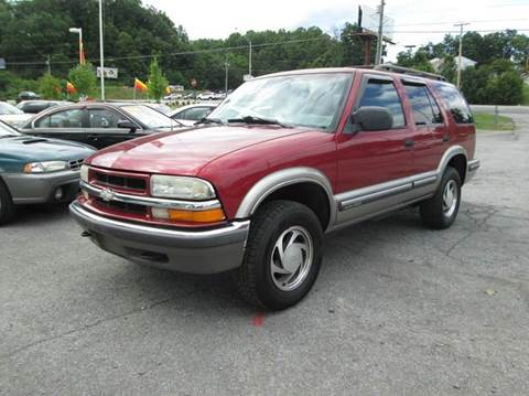Chevrolet Blazer For Sale in Tennessee  Carsforsalecom