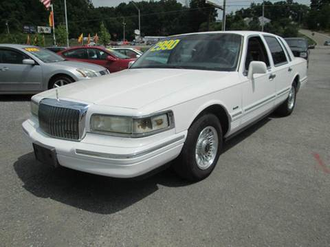 1997 Lincoln Town Car for sale in Kingsport, TN