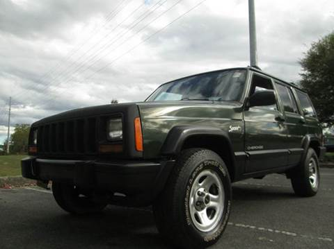 1997 Jeep Cherokee for sale in Kingsport, TN