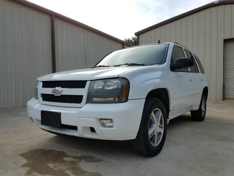 2007 Chevrolet TrailBlazer 2WD 4dr LT - Murphy TX