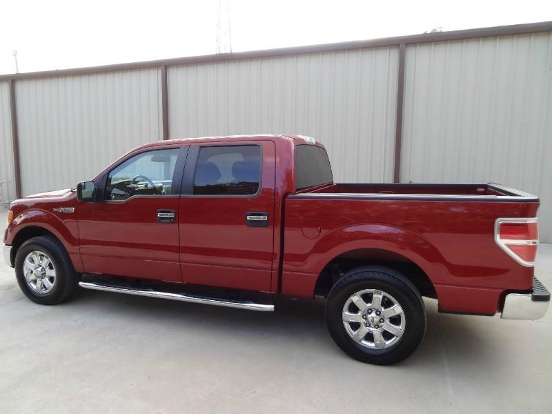 2013 Ford F-150 2WD SuperCrew 145 XLT - Murphy TX