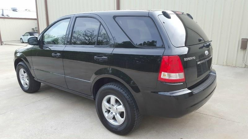 2006 kia sorento lx 4dr suv w manual in murphy tx car co. Black Bedroom Furniture Sets. Home Design Ideas
