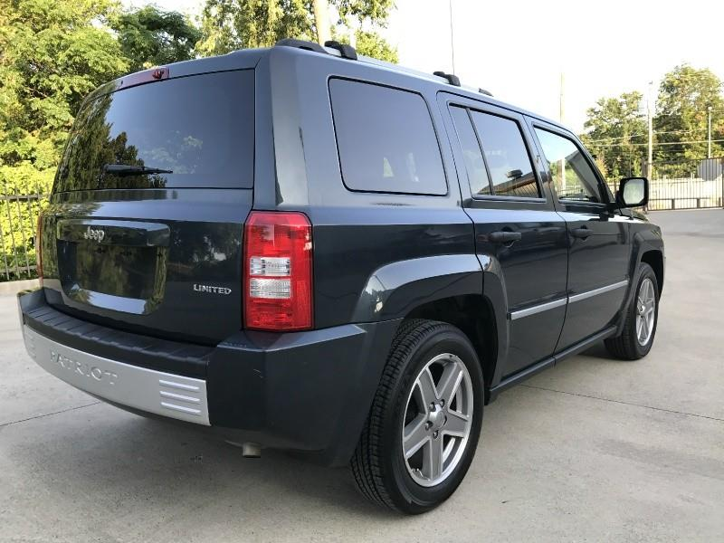 2008 Jeep Patriot Limited 4dr SUV w/CJ1 Side Airbag Package - Murphy TX