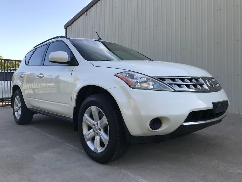 2007 Nissan Murano 2WD 4dr S - Murphy TX