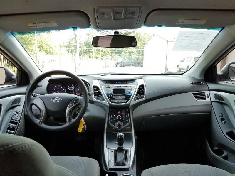 2014 Hyundai Elantra 4dr Sdn Auto SE (Alabama Plant) - Murphy TX