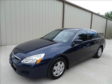 2007 Honda Accord for sale in Murphy TX