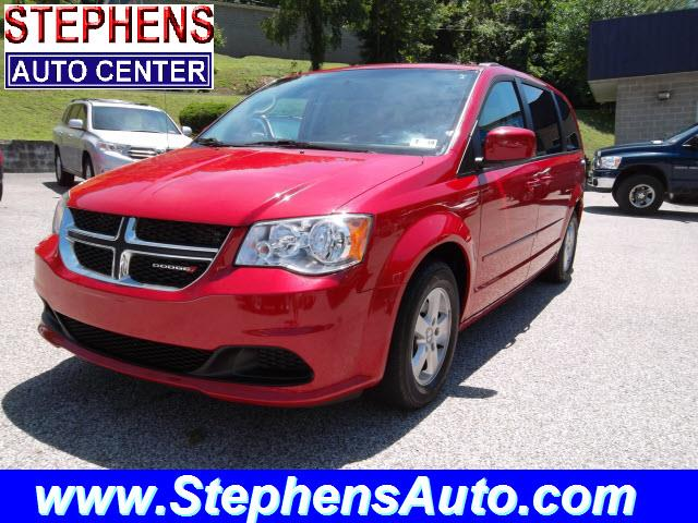 2012 Dodge Grand Caravan - Danville, WV