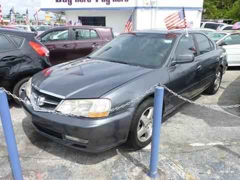 2003 Acura TL for sale in Miami, FL