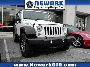 2017 Jeep Wrangler for sale in Newark, DE