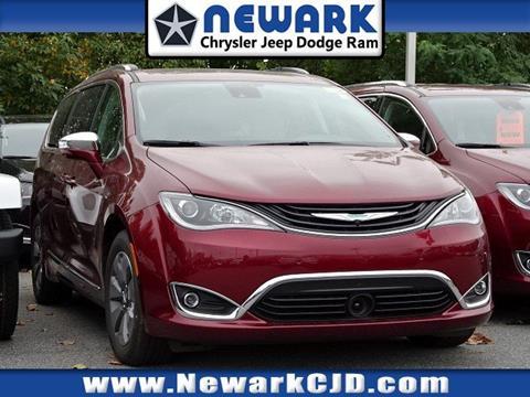 2018 Chrysler Pacifica Hybrid for sale in Newark, DE