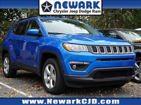 2018 Jeep Compass for sale in Newark, DE