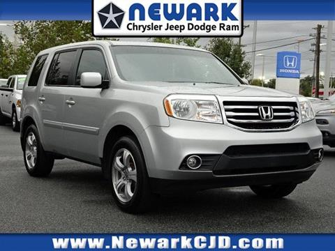 2014 Honda Pilot for sale in Newark, DE