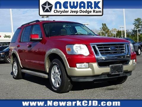 2010 Ford Explorer for sale in Newark, DE