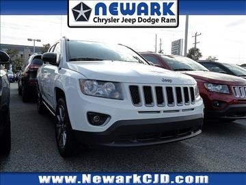 jeep compass for sale delaware. Black Bedroom Furniture Sets. Home Design Ideas
