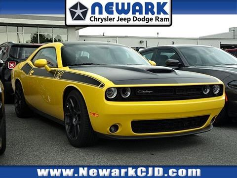 2017 Dodge Challenger for sale in Newark, DE