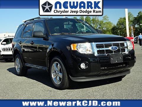 2012 Ford Escape for sale in Newark, DE