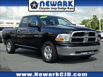 2010 Dodge Ram Pickup 1500 for sale in Newark, DE