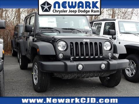 2018 Jeep Wrangler Unlimited for sale in Newark, DE