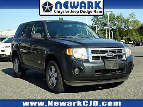 2009 Ford Escape for sale in Newark, DE