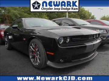 2016 Dodge Challenger for sale in Newark, DE
