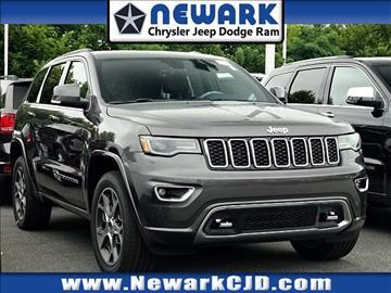 2018 Jeep Grand Cherokee for sale in Newark, DE