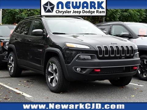 2018 Jeep Cherokee for sale in Newark, DE