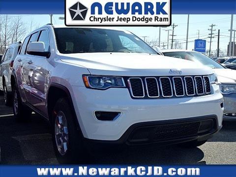 2017 Jeep Grand Cherokee for sale in Newark, DE