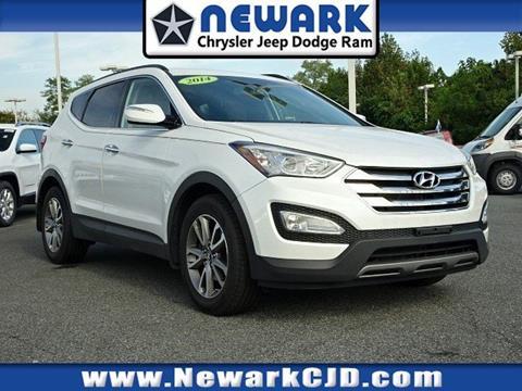 Hyundai Santa Fe Sport For Sale In Delaware Carsforsale Com