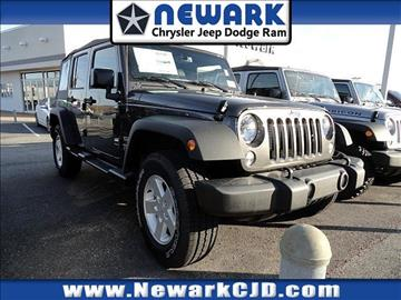 2017 jeep wrangler for sale delaware. Black Bedroom Furniture Sets. Home Design Ideas