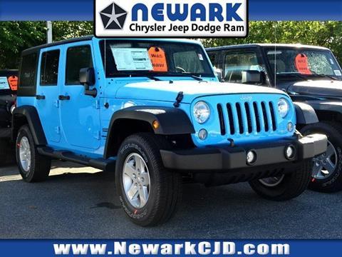 jeep wrangler unlimited for sale in delaware. Black Bedroom Furniture Sets. Home Design Ideas