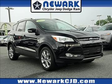2014 Ford Escape for sale in Newark, DE