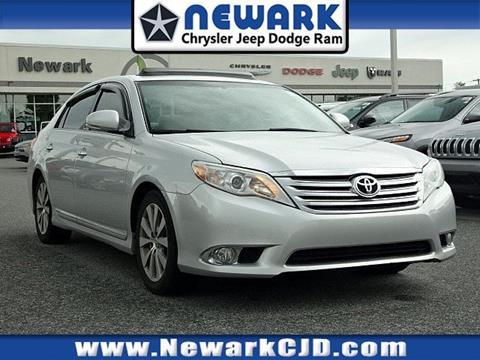 2012 Toyota Avalon for sale in Newark, DE