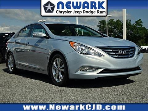2013 Hyundai Sonata for sale in Newark, DE