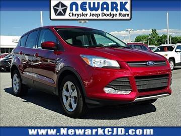 2015 Ford Escape for sale in Newark, DE